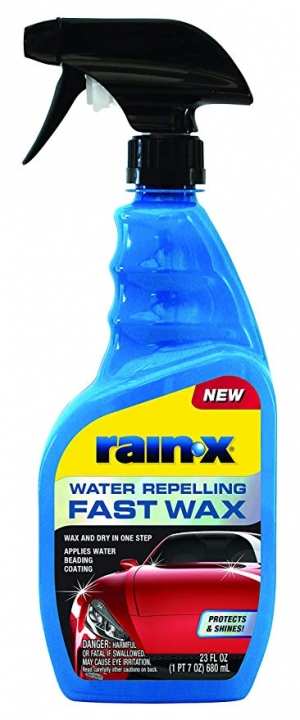 ihocon: Rain-X 620118 Water Repelling Fast Wax, 23 oz. 汽車水蠟