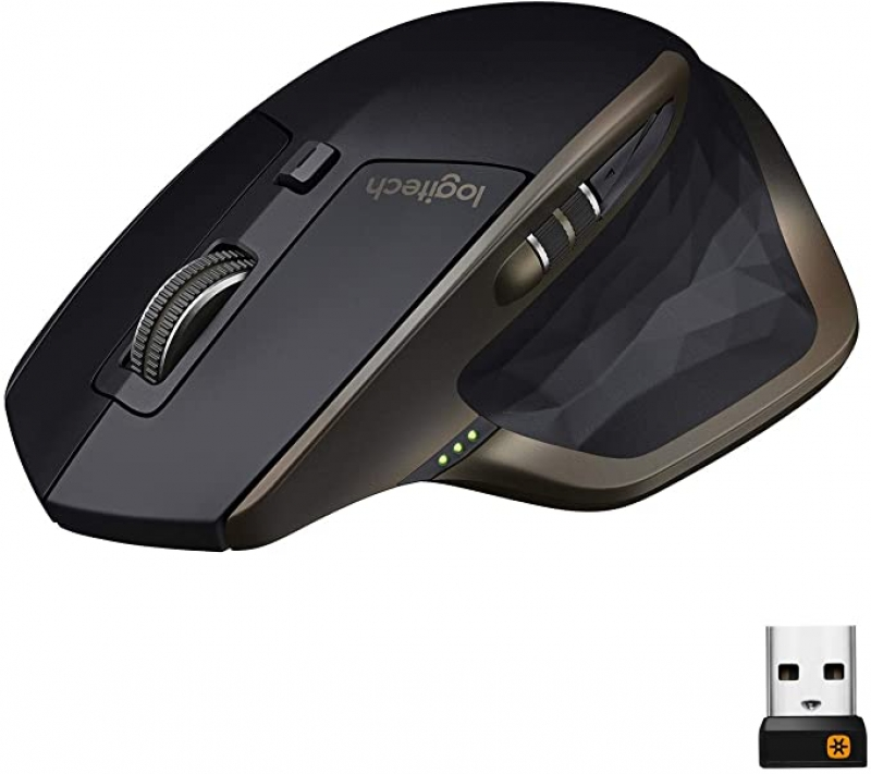 ihocon: Logitech MX Master Wireless Mouse 無線滑鼠