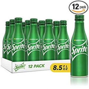 ihocon: Sprite Lemon Lime Soda Soft Drinks, 8.5 fl oz, 12 Pack 雪碧