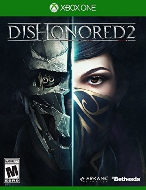 ihocon: Xbox One遊戲 - Dishonored 2