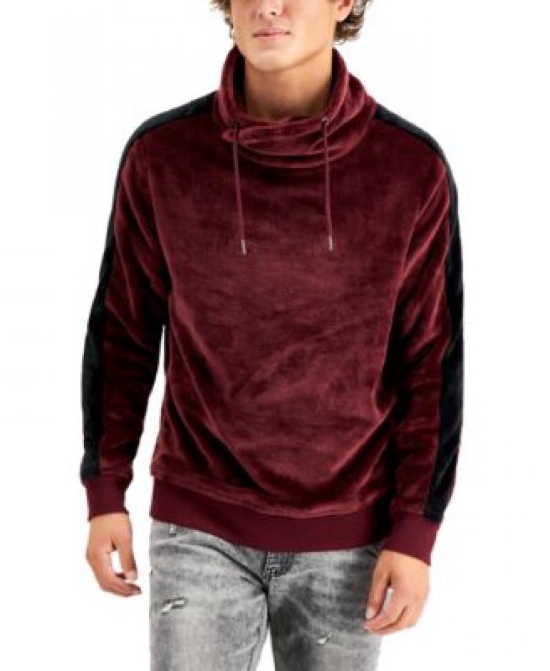 ihocon: INC International Concepts INC Men's Funnel-Neck Shirt 高領衫-多色可選