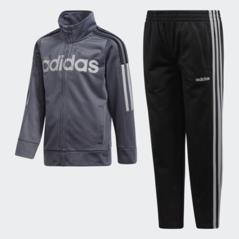 ihocon: adidas Jacket and Pants Set Kids 兒童夾克+長褲