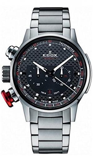 ihocon: Edox Men's 10302 3M NIN2 Chronorally Watch 男錶