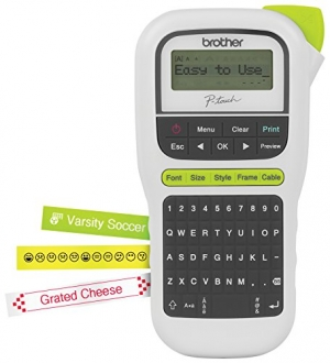 ihocon: Brother P-touch, PTH110, Easy Portable Label Maker便攜式標籤機