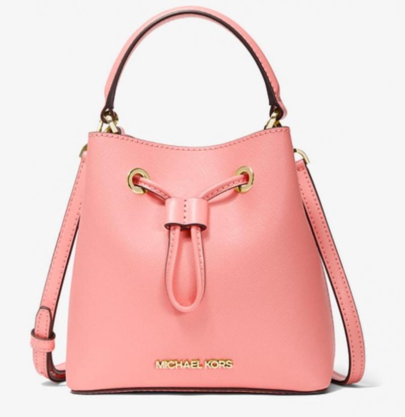 ihocon: Michael Kors Suri Small Saffiano Leather Crossbody Bag 包包