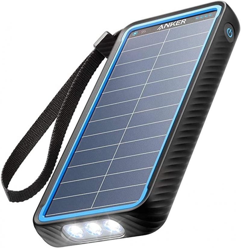 ihocon: Licorne DN49 30000mAh Solar Power Bank 太陽能行動電源/充電寶
