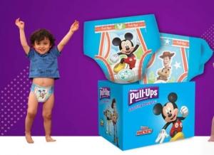 Amazon: Pull-Ups兒童如廁訓練褲 (各年齡) 特價: 男孩 $19.80 / 女孩 $20.59