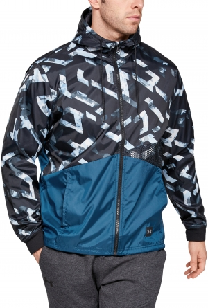 ihocon: UNDER ARMOUR Sportstyle Regular Full Zip Jacket  男士輕便連帽外套