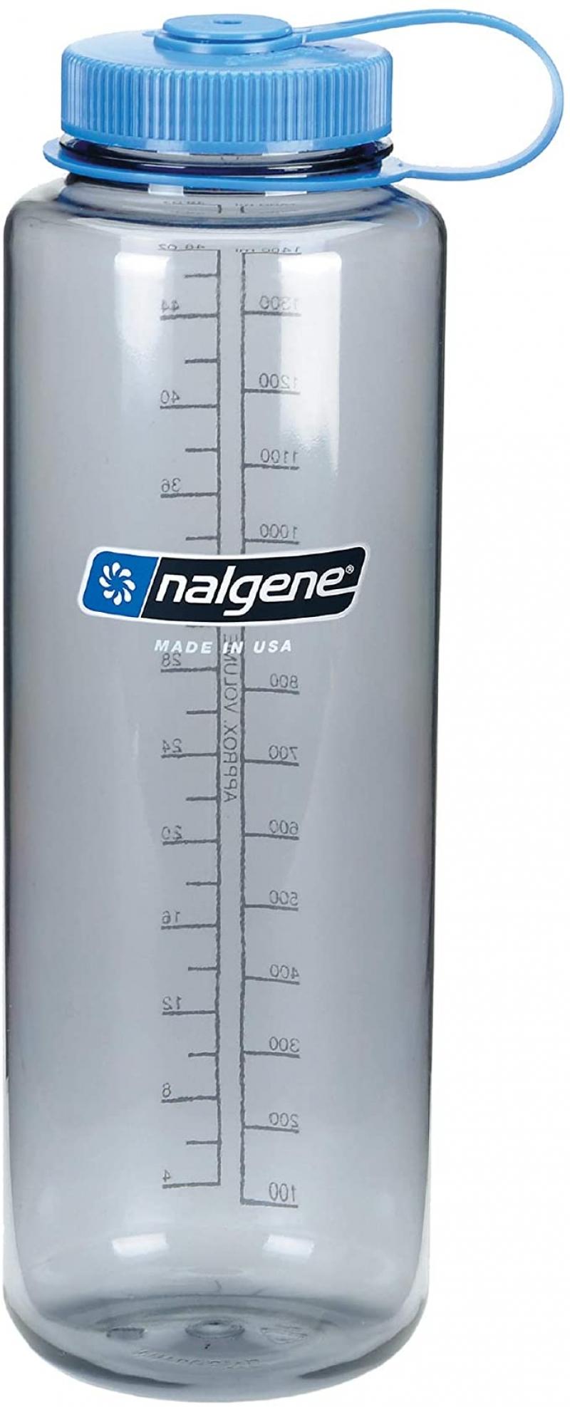 ihocon: Nalgene Tritan Wide Mouth BPA-Free Water Bottle (48oz) 寬口水瓶