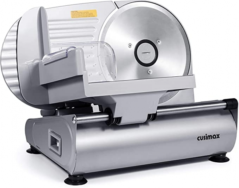 ihocon: CUSIMAX Meat Slicer Electric Food Slicer 電動切肉機