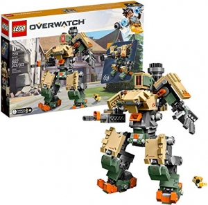 ihocon: LEGO Overwatch 75974 Bastion Building Kit(602 Pieces)