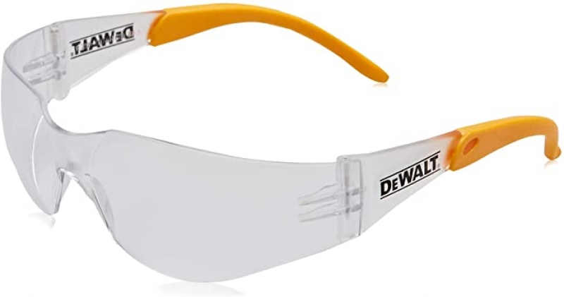 ihocon: Dewalt Protector Clear High Performance Lightweight Safety Glasses護目鏡