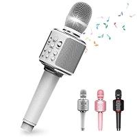 ihocon: BLAVOR Wireless Bluetooth Karaoke Microphone 藍牙無線卡拉麥克風