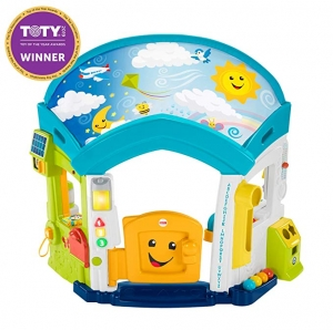 ihocon: Fisher-Price Laugh & Learn Smart Learning Home