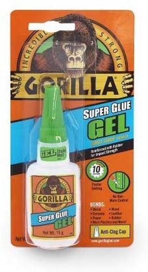 Gorilla Super Glue 快乾膠 $3.78(原價$7.99)