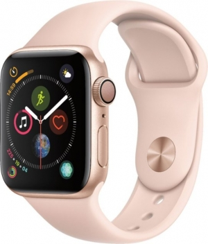 Apple Watch Series 4 (GPS, 40mm) $299(原價$349)