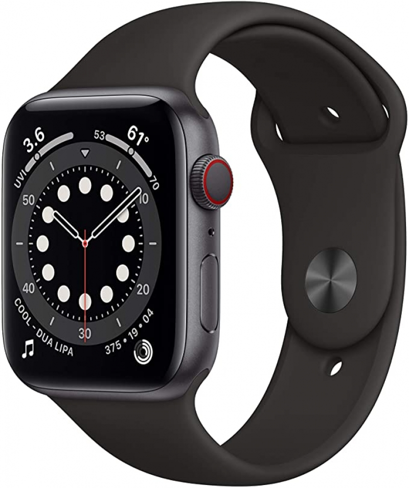 ihocon: New Apple Watch Series 6 (GPS + Cellular, 44mm)