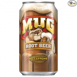 ihocon: Mug Root Beer, 12 Fl Oz cans, Pack of 18