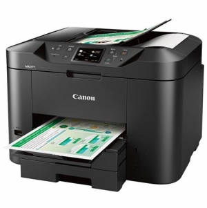 ihocon: Canon MAXIFY MB2720 Wireless All-in-One Printer 佳能多功能印表機