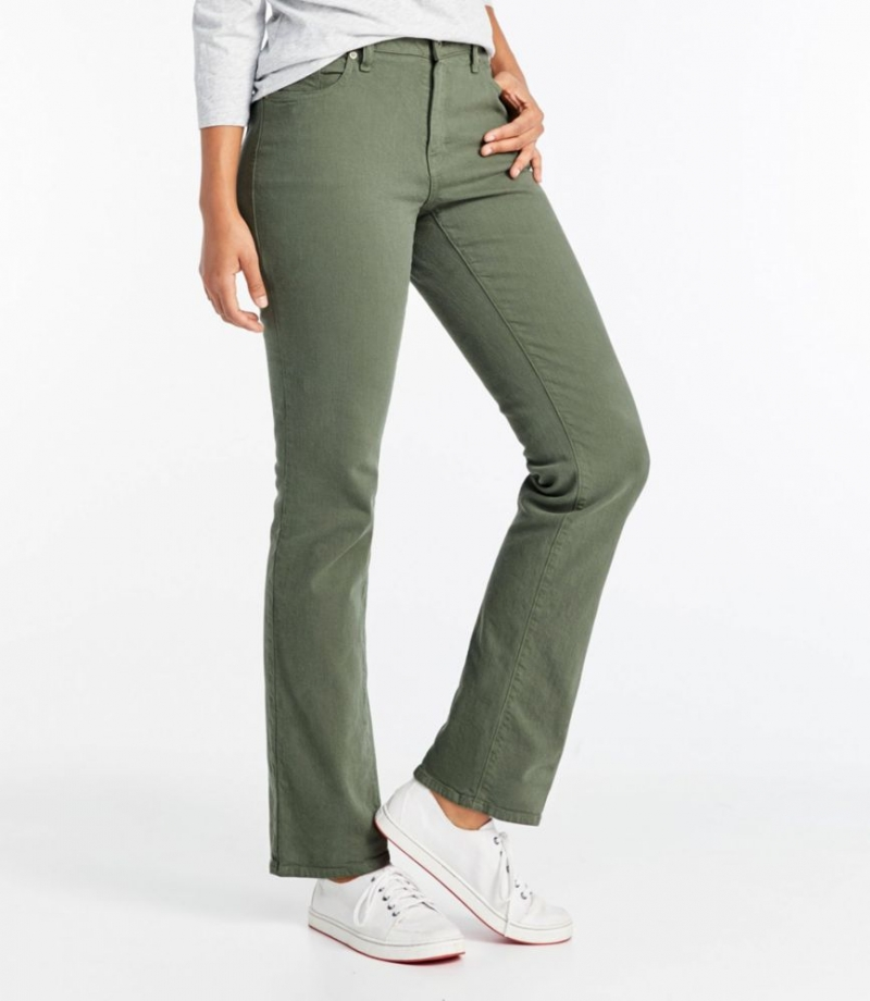 ihocon: L.L. Bean Women's 1912 Jeans 女士牛仔褲