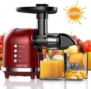 ihocon: FAMTOP Slow Masticating Juicer Extractor 慢磨榨汁機