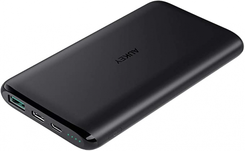 ihocon: AUKEY USB C 10000mAh Power Bank 行動電源/充電寶