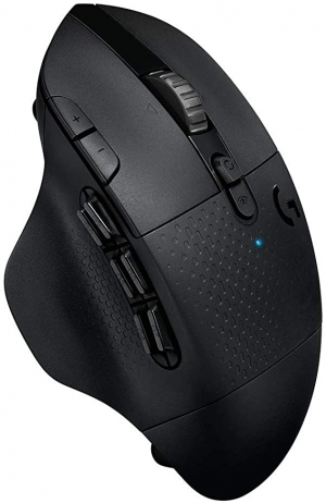 ihocon: Logitech G604 Lightspeed Wireless Gaming Mouse 無線遊戲滑鼠