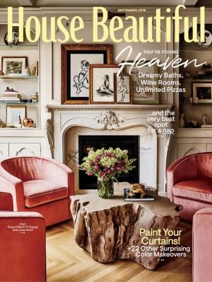 House Beautiful Magazine 一年10期 $8.95(原價$15)
