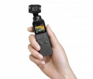 ihocon: DJI Osmo Pocket 3-Axis Gimbal Stabilized Camera 口袋型三軸穩定相機