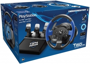 ihocon: Thrustmaster T150 PRO Racing Wheel For PS4/PS3 賽車方向盤及踏板