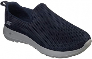 ihocon: Skechers Men's Go Max-Athletic Air Mesh Slip on Walking Shoe Sneaker 鞋