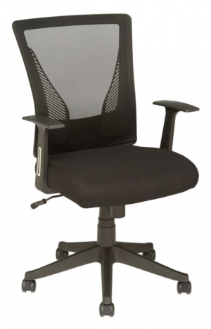 ihocon: Brenton Studio® Radley Mesh Mid-Back Task Chair電腦椅/辦公椅