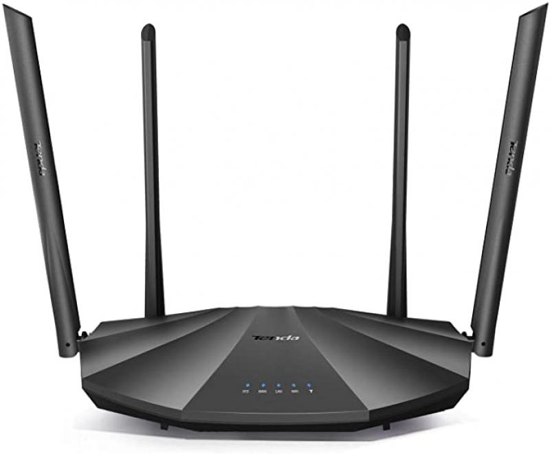 ihocon: Tenda AC2100 Smart WiFi Router AC19 雙頻路由器