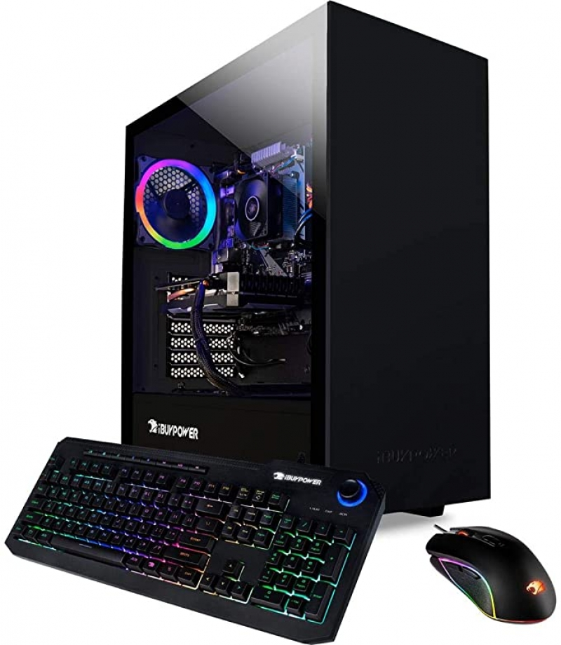 ihocon:  iBUYPOWER Pro Gaming Desktop ARCB 108Av2 (Ryzen 3 3100 GT 710 8GB 1TB HDD)
