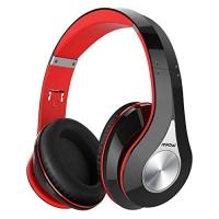 [無線/有線兩用] Mpow藍牙麥克風折疊耳機 $24.74免運(原價$34.99)