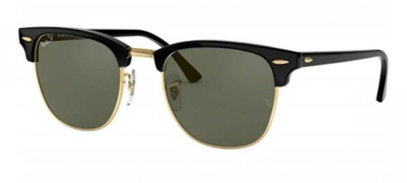 ihocon: [男,女均適用] Ray-Ban Unisex Polarized Clubmaster Rb3016f Square Sunglasses 雷朋偏光太陽眼鏡
