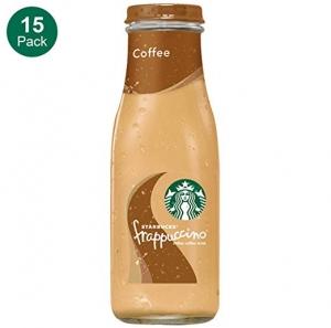 ihocon: Starbucks Frappuccino, Coffee, 9.5 Fl. Oz (15 Count)
