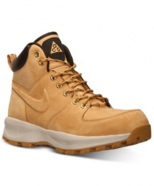 ihocon: Nike Men's Manoa Leather Boots 男士皮靴