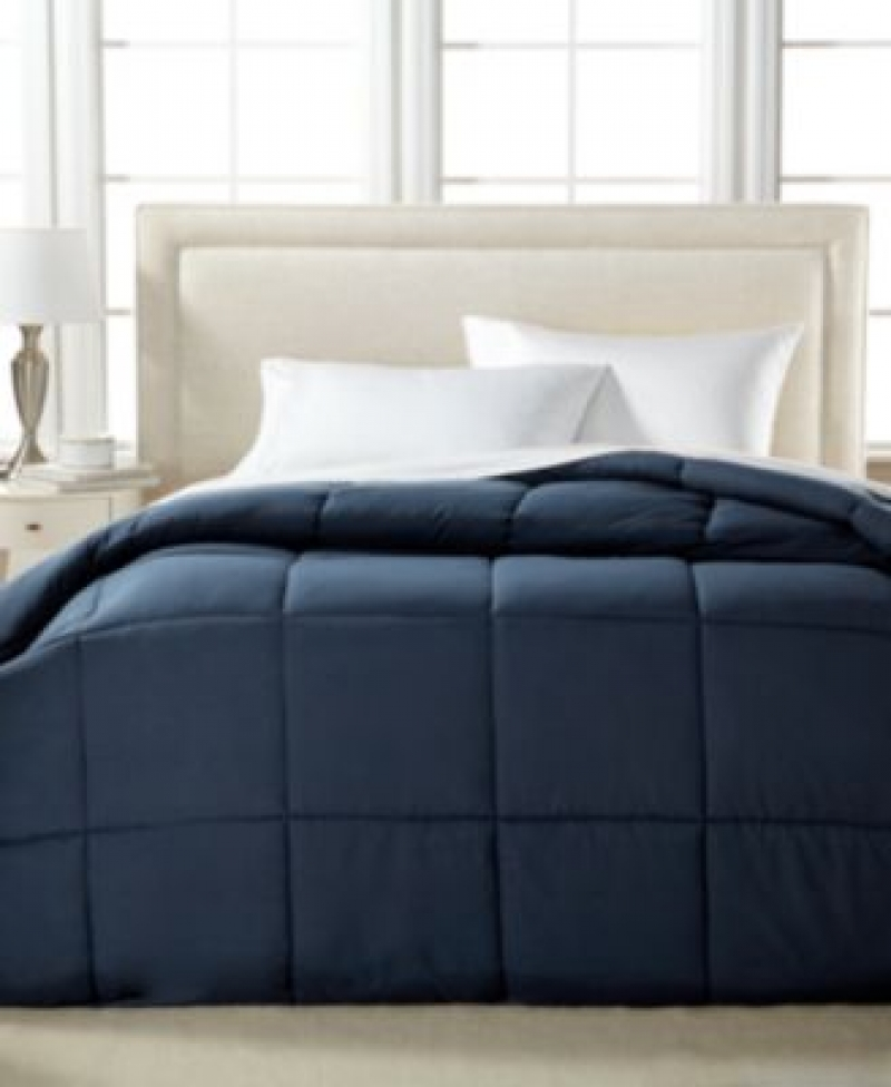 ihocon: Royal Luxe Lightweight Microfiber Color Down Alternative Full/Queen Comforter 人造羽絨被(3種尺寸, 多色可選)