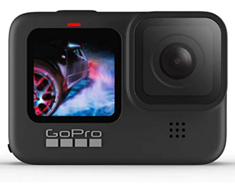 ihocon: New GoPro HERO9 Black 超高清防水運動相機