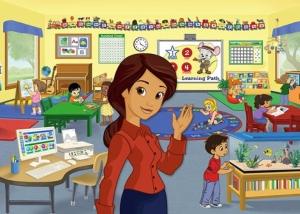 免費 2個月ABCmouse (2-8歲兒童學習網)
