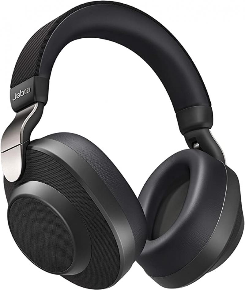 ihocon: Jabra Elite 85h Wireless Noise-Canceling Headphones, Built-in Microphone 無線降噪耳機