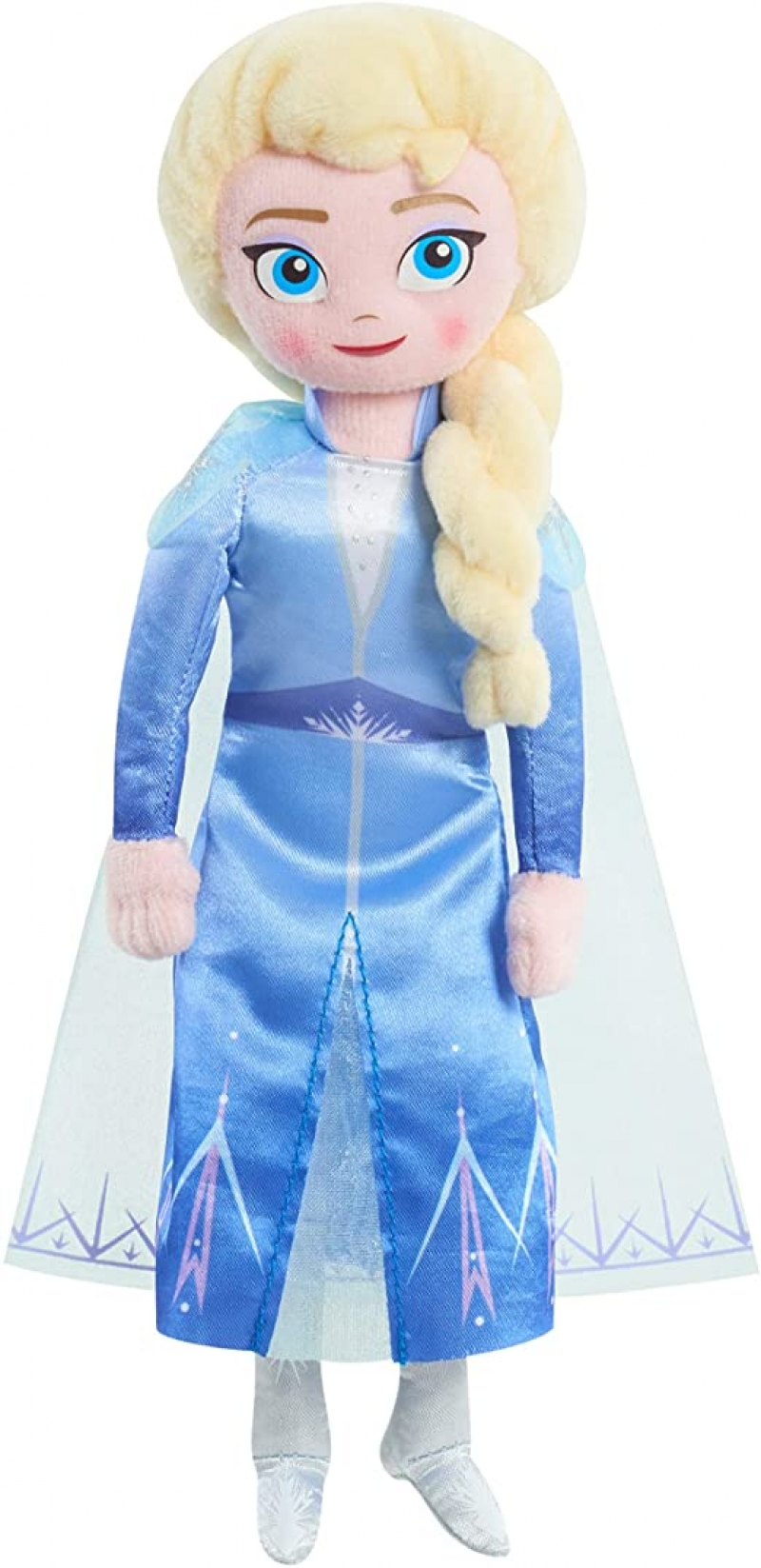 ihocon: Disney Frozen 2 Talking Small Plush Elsa 迪士尼冰雪奇緣 發聲娃娃