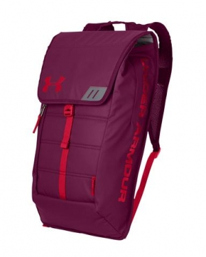 ihocon: Under Armour Storm Tech Pack Deep Red OS 背包