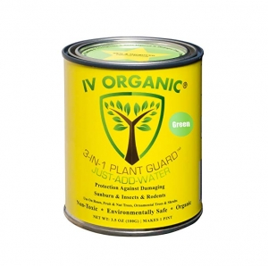 ihocon: IV Organic 3-in-1 Plant Guard, 1 Pint (Green) 有機3合1植物保護劑