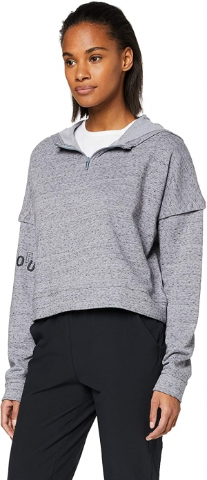 ihocon: Under  Armour Women's Rival Terry Training Hoodie  女士連帽衫