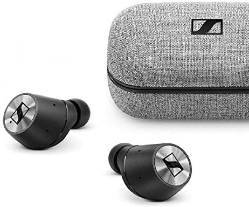 ihocon: SENNHEISER MOMENTUM True Wireless Bluetooth Earbuds with Fingertip Touch Control   真無線耳機