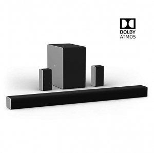 ihocon: VIZIO SB36514-G6 36 5.1.4 Premium Home Theater Sound System with Dolby Atmos and Wireless Subwoofer家庭影院音響系統