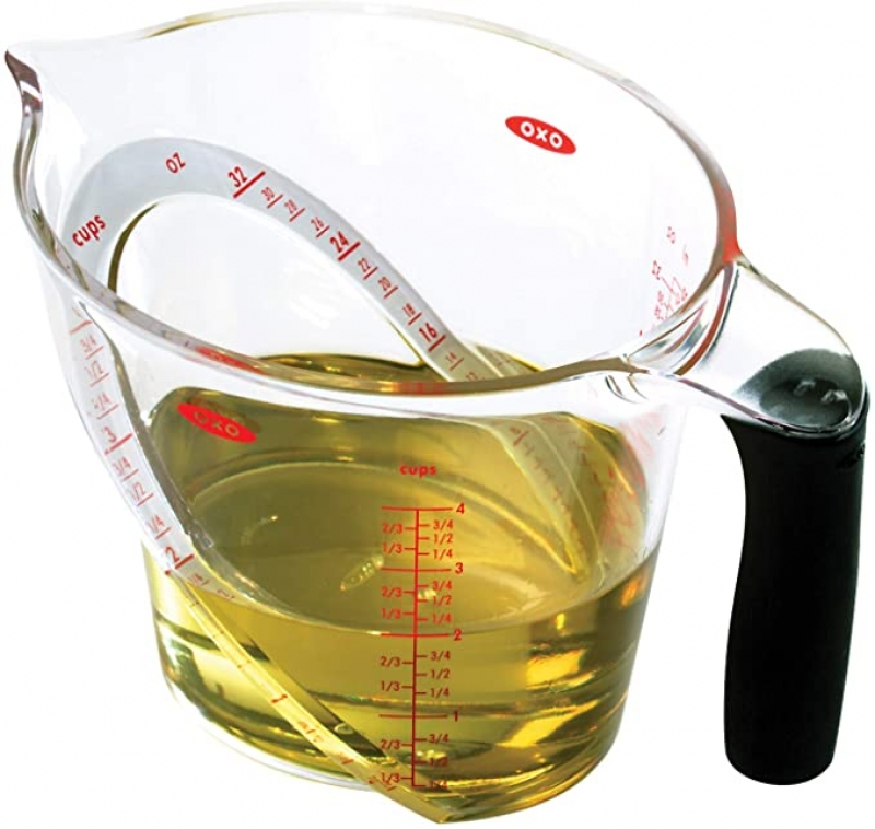 ihocon: OXO Good Grips 4-Cup Angled Measuring Cup 量杯