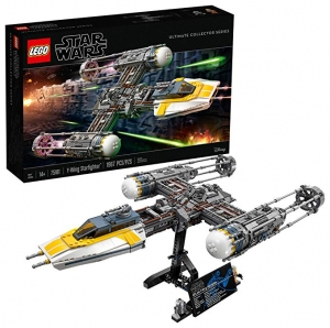 ihocon: LEGO樂高星球大戰 Star Wars 6253568 Y-Wing Starfighter 75181